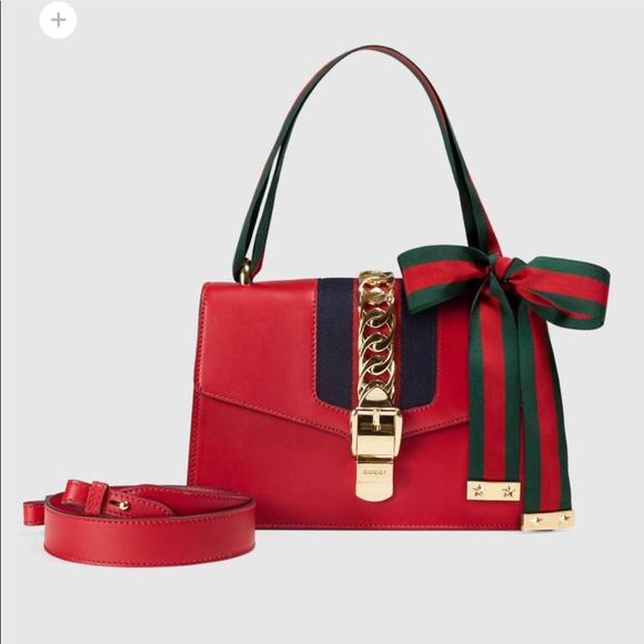 "Gucci Handbags - 🥰Beautiful Gucci ""Sylvie purse""..🥰"